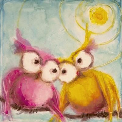 Hoo Loves You by Marabeth Quin