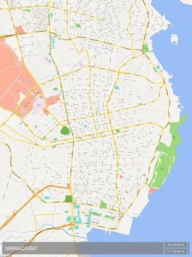 Maracaibo, Venezuela(Bolivarian Republic of) Map