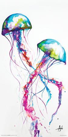 Marc Allante- Jellyfish by Marc Allante