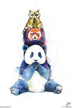 PANDAMONIUM by Marc Allante