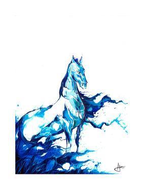Poseidon by Marc Allante