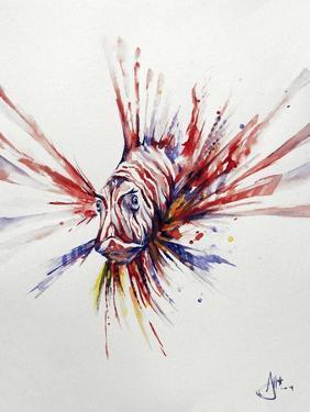 Pterois by Marc Allante