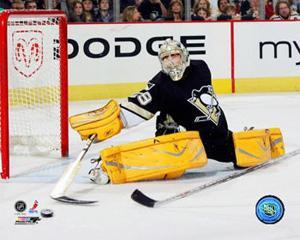 Marc-Andre Fleury - '06 / '07 Home Action
