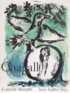 Galerie Maeght by Marc Chagall