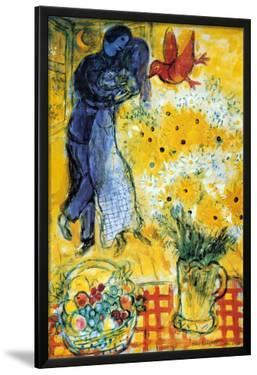 Les Amoureux by Marc Chagall