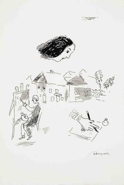 The Heritage by Marc Chagall