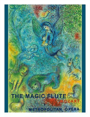 The Magic Flute - Mozart - Metropolitan Opera
