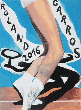 Roland Garros by Marc Desgrandchamps