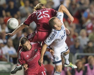 Mls: Vancouver White Caps FC at Ottawa Fury FC by Marc DesRosiers