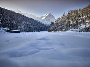 Riessersee in Winter by Marc Gilsdorf
