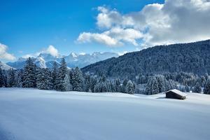 Winter Scenery by Marc Gilsdorf