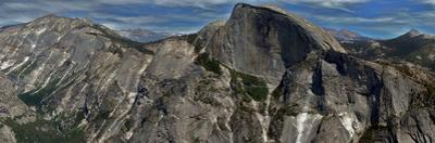 Half Dome and Clouds Rest