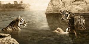 Embracing Beauty by Marc Moreau