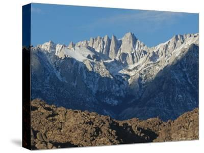 Panoramic View of Mount Whitney by Marc Moritsch