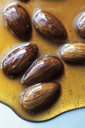 Almonds in Caramel by Marc O. Finley