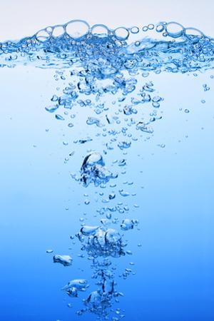 Bubbling Water by Marc O. Finley