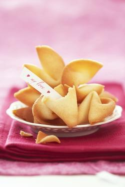 Chinese Fortune Cookies with Motto by Marc O. Finley