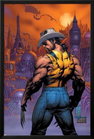 New X-Men No.151 Cover: Logan by Marc Silvestri