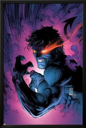 New X-Men No.152 Cover: Nightcrawler by Marc Silvestri