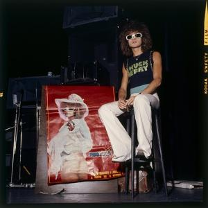 Michel Polnareff at the Olympia, Paris, 27 March 1973 by Marcel Begoin