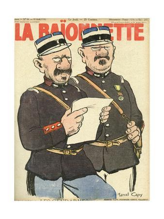 Two French Policemen