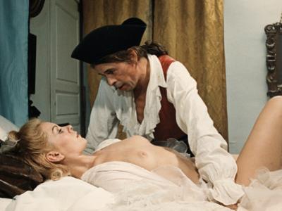 Jacques Brel and Christine Aurel: Mon Oncle Benjamin, 1969