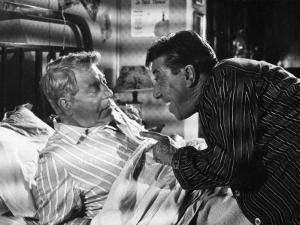 Jean Gabin and Fernandel: L'Âge Ingrat, 1964 by Marcel Dole