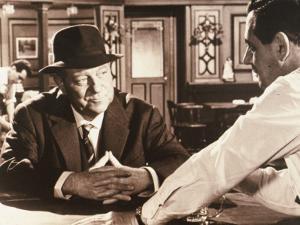 Jean Gabin: Maigret Voit Rouge, 1963 by Marcel Dole