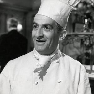 Louis de Funès: Le Gentleman D'Epsom, 1962 by Marcel Dole