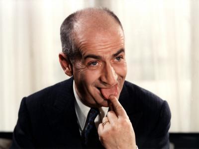 Louis de Funès: Le Tatoué, 1968
