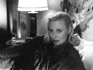 Michèle Morgan: Retour de Manivelle, 1957 by Marcel Dole