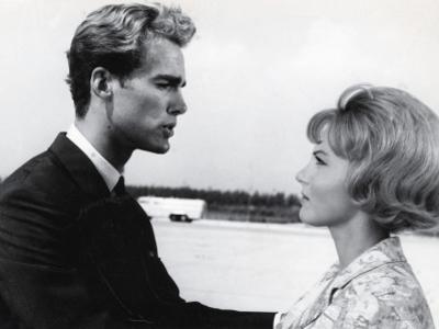 Sean Flynn and Karin Baal: Agent Spécial À Venise, 1964