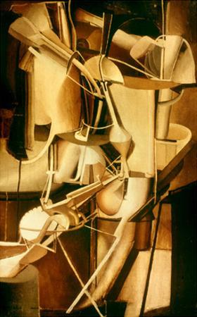 Duchamp: Mari?E, 1912 by Marcel Duchamp