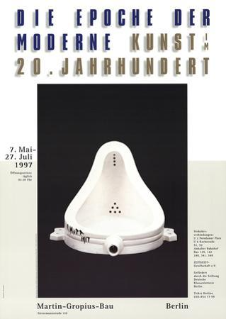 Fountain by Marcel Duchamp