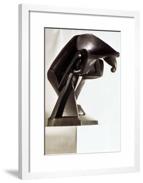 Greater Horse, 1914 by Marcel Duchamp