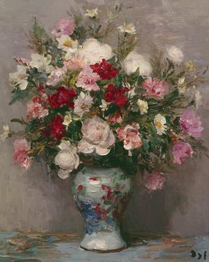 Fleurs II by Marcel Dyf