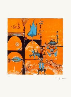 Un Monde Imaginaire by Marcel Genay