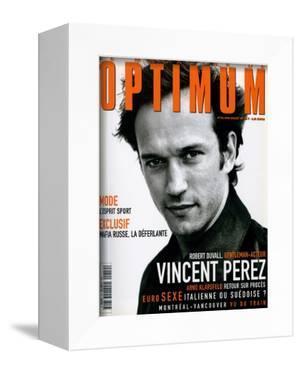 L'Optimum, June-July 1998 - Vincent Perez by Marcel Hartmann