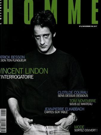 L'Optimum, November 1996 - Pull Façonnable by Marcel Hartmann