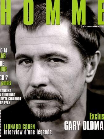 L'Optimum, November 1997 - Gary Oldman by Marcel Hartmann