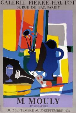 Expo 74 - Galerie Hautot by Marcel Mouly