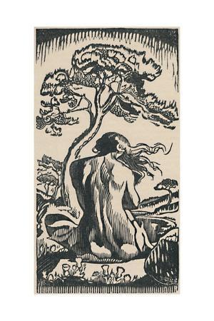 'Ève', 1919