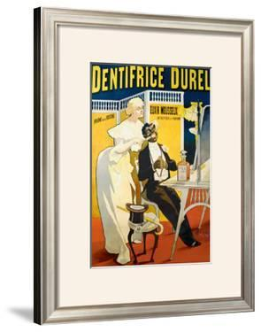 Dentifrice Durel by Marcellin Auzolle