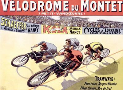 Velodrome du Montet