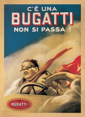 Bugatti, 1922 by Marcello Dudovich