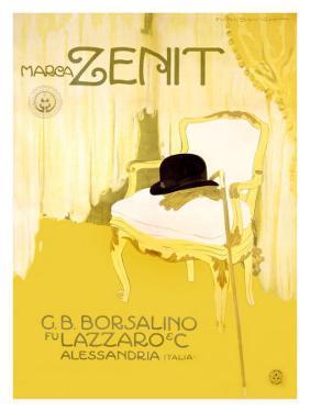 Marka Zenit by Marcello Dudovich