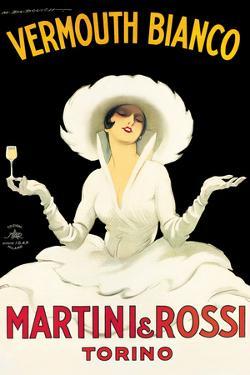 Martini & Rossi by Marcello Dudovich