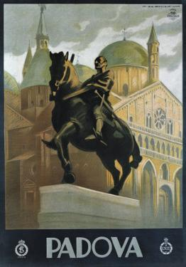 Padova by Marcello Dudovich