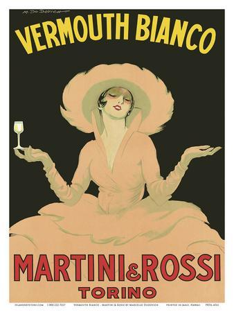 Vermouth Bianco - Martini & Rossi - Torino (Turin), Italy