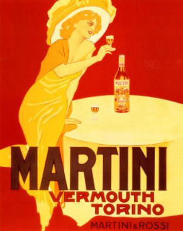 Vermouth Torino by Marcello Dudovich